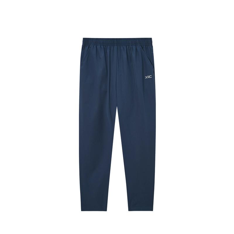 特步 男童长裤 20新款梭织裤男童运动长裤儿童休闲裤子680125669344