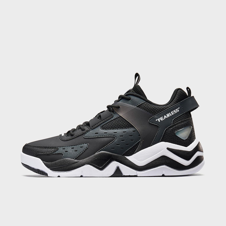 特步 专柜款 男子篮球鞋 2020春季新款纺织运动透气篮球鞋980119121267