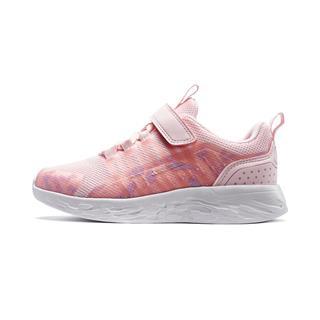 特步 女童跑鞋 2020春季网面透气运动鞋中大童软底女孩跑步鞋680114119535