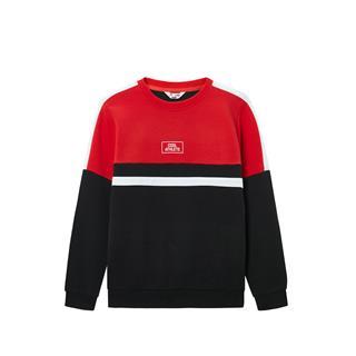 特步 儿童卫衣 20春季儿童中大童休闲时尚套头卫衣680126209374