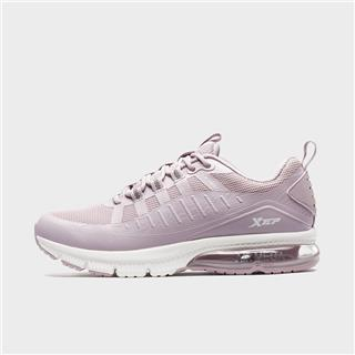 特步 专柜款 女子跑鞋 2020春季新款气垫减震跑鞋980118110586