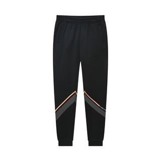 【景甜同款】特步 专柜款 女子针织长裤 20年春新款时尚运动长裤980128630084