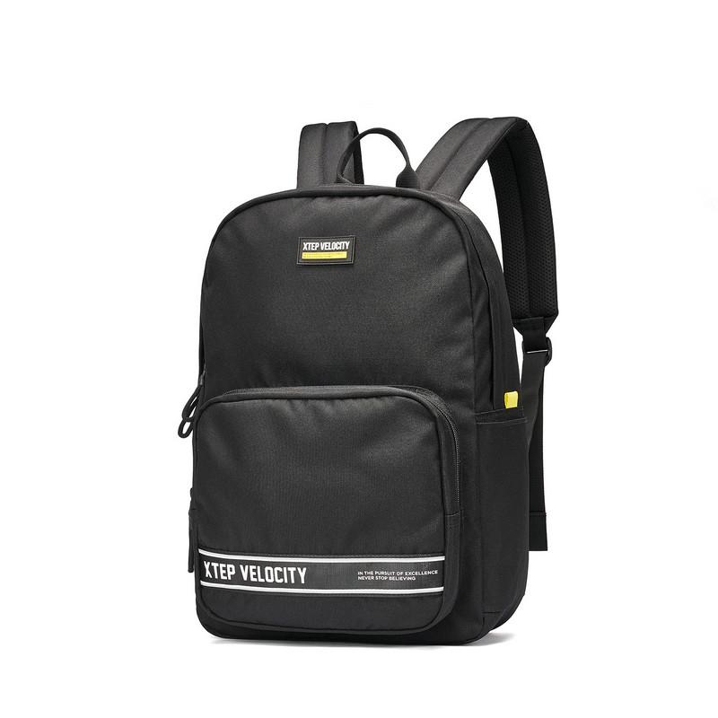 【开学季】特步 男女双肩包 2020春季新款运动背包书包旅游包时尚简约休闲背包881337119085