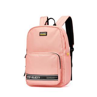 特步 男女双肩包 2020春季新款运动背包书包旅游包时尚简约休闲背包881337119085