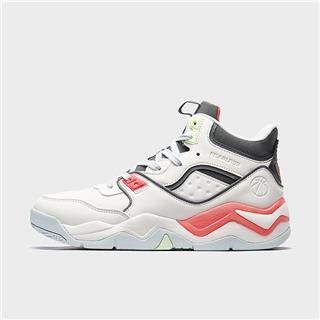 特步 专柜款 男子新款篮球鞋 高帮防滑耐磨运动篮球鞋980119121262