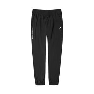特步 男子梭织单裤 夏季新款舒适透气百搭收脚运动长裤880229490151