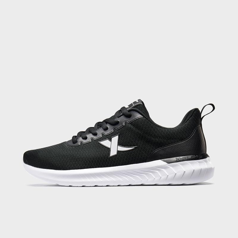 【氢风科技】特步 男子跑鞋 新款网面运动鞋轻便休闲鞋子880119115063