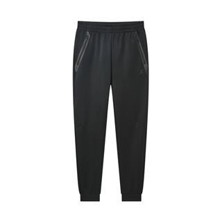 特步 专柜款 男子针织长裤 20年春新款口袋运动健身小脚裤980129630103