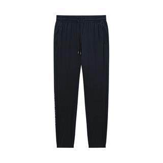 【景甜同款】特步 专柜款 女子针织长裤 20年新款简约休闲九分裤980228840169