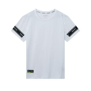 特步 专柜款 男子短袖 20年夏新款都市休闲T恤980229010161