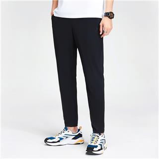特步 男子针织长裤 20年春新款运动跑步长裤880129630144