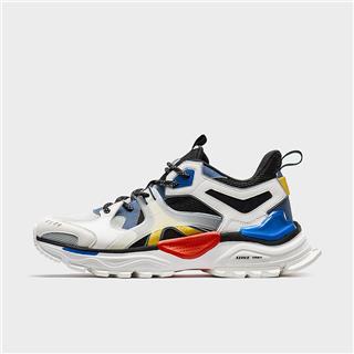 【山海系列】特步 男子休闲鞋 2020春夏季新款老爹鞋潮鞋男士休闲鞋子880219320018