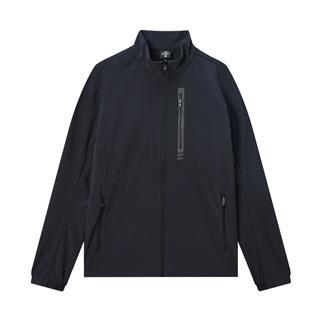 特步 专柜款 男子外套 2020春季新款休闲连帽健身上衣980129140230
