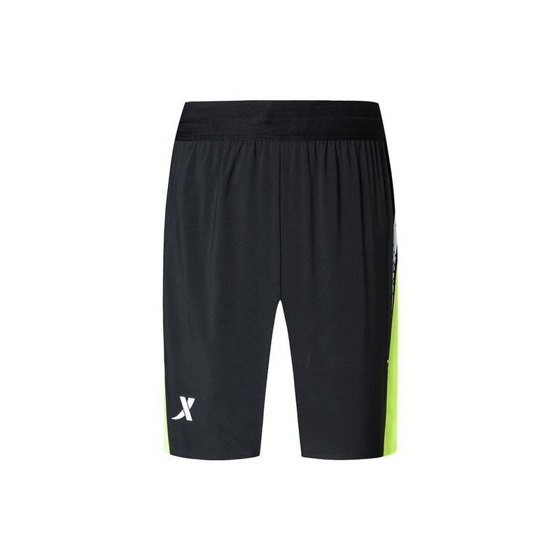 特步 专柜款 男子梭织短裤 20春夏新款运动跑步休闲短裤980129240315