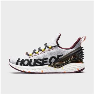 【流灵】特步 专柜款 女子跑鞋 荷兰屋联名系列动力巢科技运动鞋981418110003
