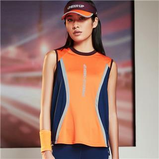 【流灵】特步 女子背心 20年夏新款运动健身无袖上衣880228090235