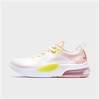特步 女子运动跑鞋 夏季新款网面透气时尚百搭轻便跑鞋880218110099
