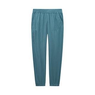 特步 专柜款 男子都市针织长裤 活力时尚百搭休闲长裤980229630498
