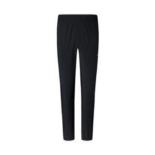 特步 专柜款 男子梭织跑步九分裤 新款舒适透气收口小脚裤980229690529