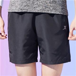 特步 男子运动梭织短裤 夏季舒适透气百搭短裤五分裤880229670223