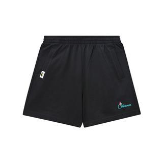 特步 专柜款 女子短裤 20夏款棉质跑步健身热裤女运动裤980228600267