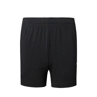 特步 专柜款 女子针织短裤 20年夏新款健身舒适运动裤980228600428