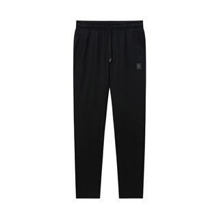 特步 专柜款 男子长裤 针织纯色20年新款运动休闲裤980229630499