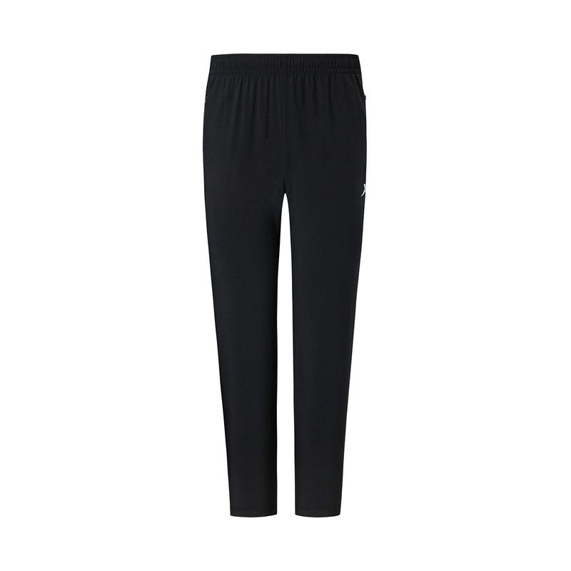 特步 专柜款 男子长裤 20年新款梭织运动透气长裤 980229980345