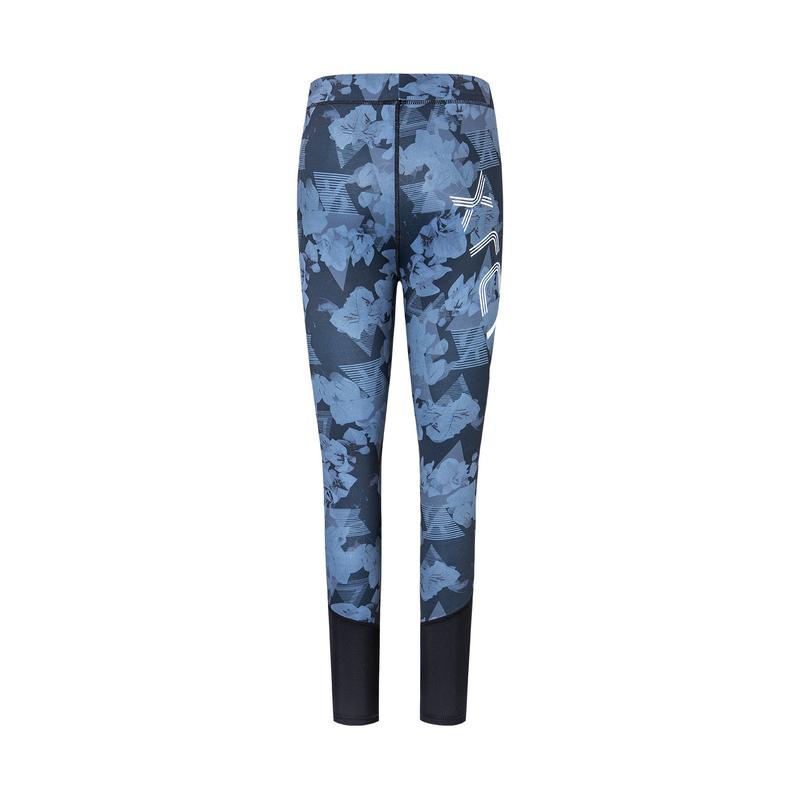 特步 女子紧身裤 20年新款舒适专业运动裤880128890132