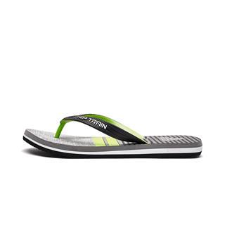 特步 男子人字拖鞋 20年夏新款沙滩鞋凉鞋880239800036