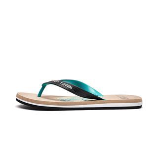 特步 男子人字拖鞋 20年夏新款轻便舒适凉鞋沙滩鞋880139800084