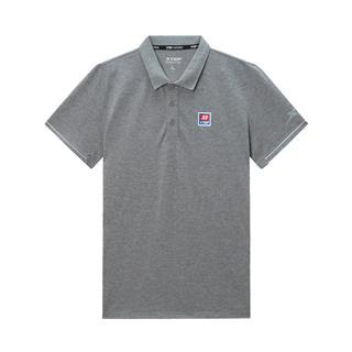 特步 专柜款 男子短袖 新款都市活力时尚百搭polo衫针织衫980229020041