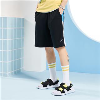 特步 男子短裤 20年新款透气休闲运动裤880229610217