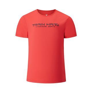 特步 专柜款 男子短袖 新款综训运动舒适透气百搭T恤980229010121