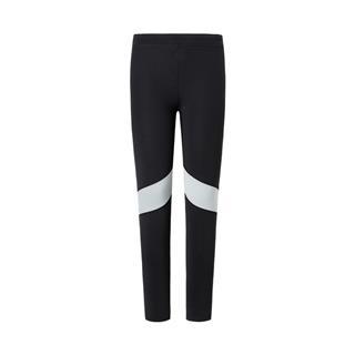 特步 专柜款 男子专业紧身裤 运动跑步健身锻炼长裤980129580312