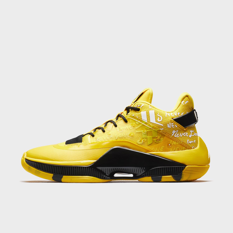 【游云4代】特步 专柜款 男子篮球鞋 林书豪同款季后赛配色战靴运动鞋980119121338