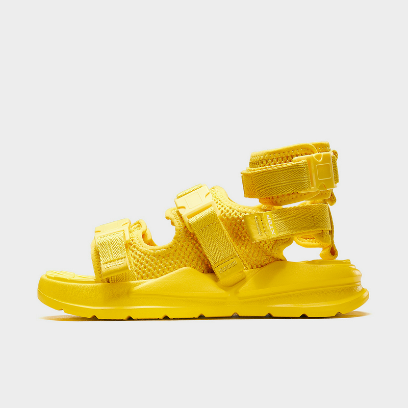 特步 专柜款 女子凉鞋 新款时尚潮流休闲都市女鞋980218393079