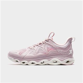 特步 女子跑鞋 减震旋科技20年新款透气舒适休闲运动鞋880218110039