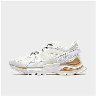 特步 男子休闲鞋 20年新款山海系列网面透气运动鞋880219320069