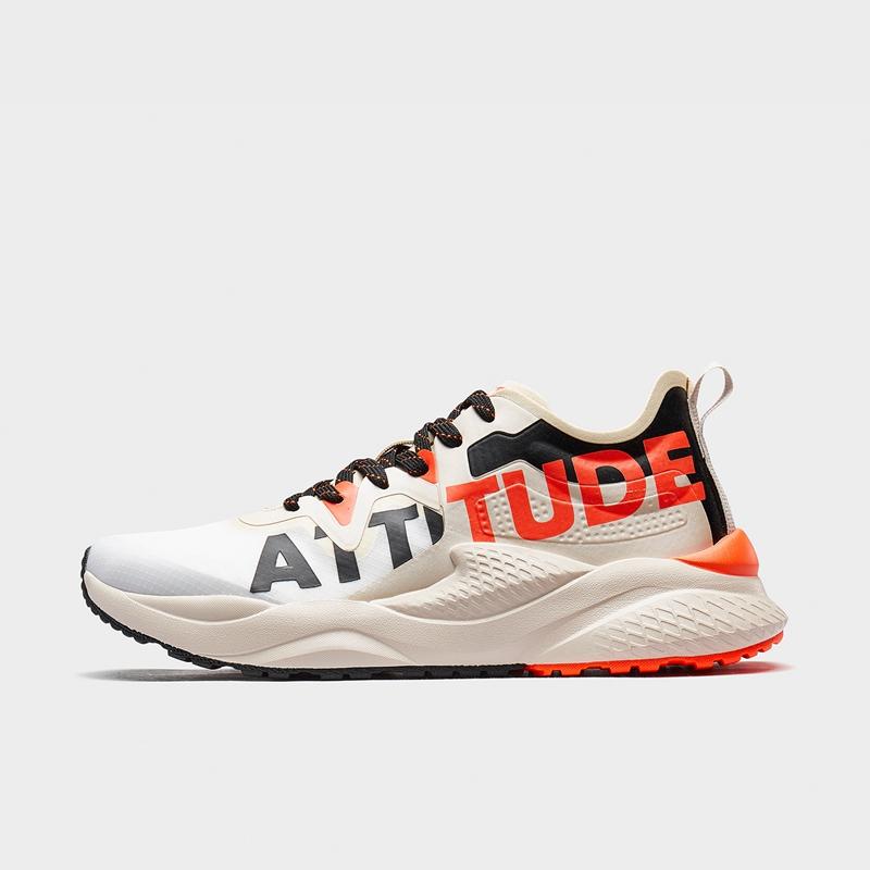 专柜款 男子休闲鞋 新款时尚网面休闲运动鞋980219320100