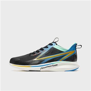 【致轻四代】特步 专柜款 男子跑鞋 新款轻便透气网面运动鞋980219110592
