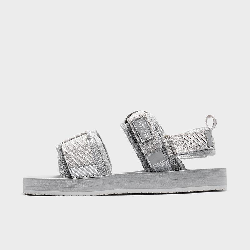 特步 男子凉鞋 新款简约舒适户外凉鞋880219500015