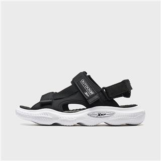特步 专柜款 男子凉鞋 20年新款沙滩舒适户外鞋980219171666