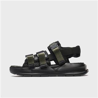 特步 专柜款 男子凉鞋 20年新款透气户外沙滩鞋980219393078