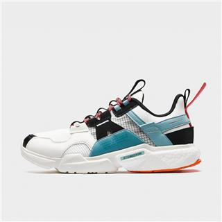 【汪东城同款】特步 专柜款 男子综训鞋 新款时尚拼接健身运动鞋980219520833