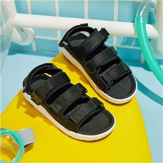 特步 女子凉鞋 夏季新款潮流时尚百搭沙滩凉鞋880218505065