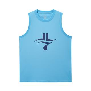 特步 专柜款 男子背心 新款林书豪同款舒适透气吸汗篮球运动背心980229090536