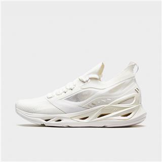 特步 专柜款 女子跑鞋 20年新款减震旋科技网面运动鞋980218110598