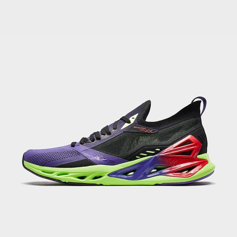 专柜款 男子跑鞋 新款网面减震旋科技运动鞋980219110598