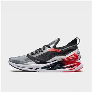特步 专柜款 男子跑鞋 20年新款网面减震旋科技运动鞋980219110598
